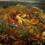 どんたく - 料理写真:広島焼き
