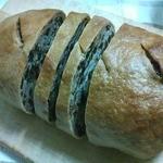 32436330 - くるみとぶどうのパン この大きさのを切って・・・