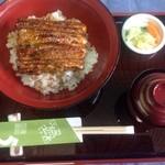 コジマヤ本店 - うな丼(梅)