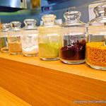 サンシャインジュース - スピルリナ・チアシード・植物性乳酸菌・マリアアザミ・ウィートグラス・蜂花粉・マカ・マキベリー・ゴシベリー