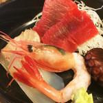 喜久鮨 - 刺身っす。