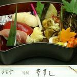 川越 幸すし - 川越街バルメニュー お弁当