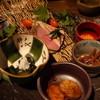 Oogakijousarunkudodainingu - 料理写真:前菜