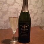 32441236 - まずはシャンパンから