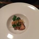 32441256 - フュージョンコースの魚料理