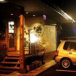 土一揆 - 入口…帰路につく頃には暗く