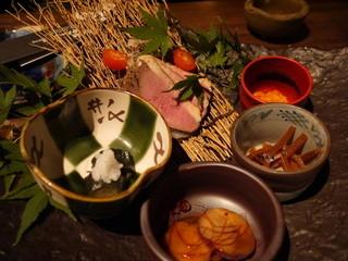 大垣城サルーン 竈dining - 前菜