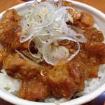 柴崎亭 - 肉丼(300円?)