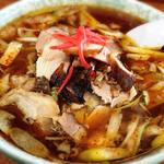 味平ラーメン - ドンカラチャーシュー麺