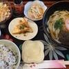 まどか - 料理写真:日替わりランチ(うどん定食)¥750(税別)