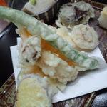 お食事処はやし原 - 天ぷら