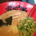 32446140 - アッサリ、細麺
