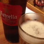 パラドリーナ - スペインビール