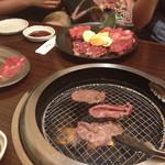 しちりん屋西院厨房 - 肉