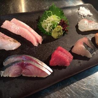 熟成!天然魚刺身