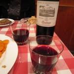 キッチン・ボン - 「赤ワイン」