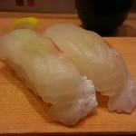 廻鮮寿司 かねき  - 真鯛