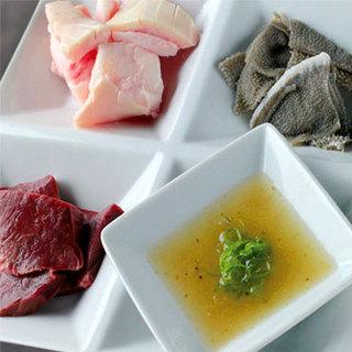 天満で美味しい「ホルモン」を食すなら【小川商店】に決まり★