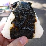 京都 錦 中央米穀 - ☆山椒昆布のお結び(≧▽≦)/~♡☆