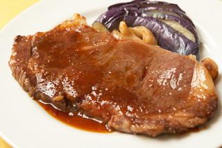 江洲あぶらや - 国産のリーズナブルなステーキです!