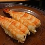 廻鮮寿司 かねき  - 海老