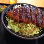 レストラン鈴音 - ソースかつ丼