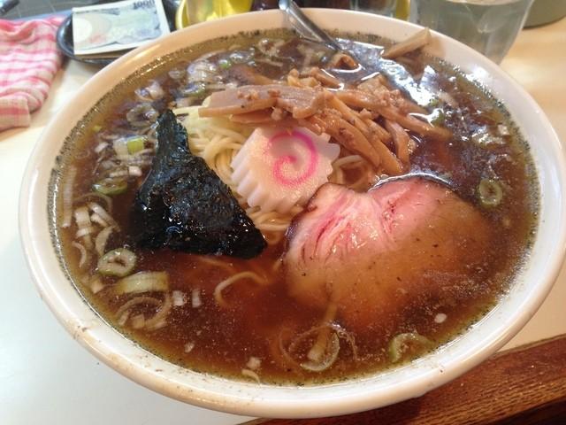 めとき - 中華麺(890円)
