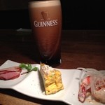 Irish pub Booties・・・ - HAPPY HOURトリニティーセット