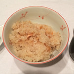 32452374 - 炊き込み御飯とお味噌汁