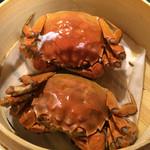 香満楼 - 上海蟹。季節限定。