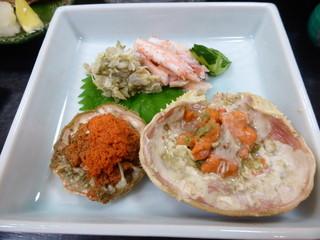 高崎 - 香箱蟹