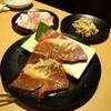 焼肉きんぐ - 料理写真:2014年11月 厚切り上ロースステーキ他