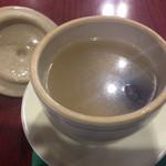小龍包大王 孫家荘 - 特製鶏スープ