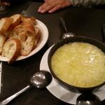 スペイン料理 アロス - 鱈のピルピル
