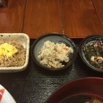 32455364 - 鈴徳 特選チラシ鮨 小鉢