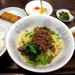 チャイニーズレストラン大幸 - 汁なし坦々麺ランチ!(2014,11/03)