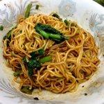 チャイニーズレストラン大幸 - よく混ぜ合わせた汁なし坦々麺!(2014,11/03)
