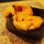 都寿司 - 雲丹