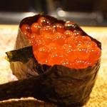 都寿司 - いくら