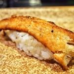 都寿司 - 穴子