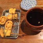 飲みまくり 食べまくり 串おやじ - 料理写真: