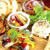 ウェルカムトゥザムーン - 料理写真:tapas5種盛り合わせ