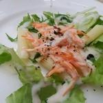 32463619 - 蟹のサラダ