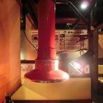 だるま - <'14/11/05撮影>店内のテーブル席の風景です