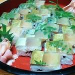 32465697 - 鯖寿司♪