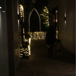 カカオサンパカ カフェ - 教会が近くにありムード満点(カップルなら)