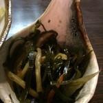 おきな和料理 島々 - ランチ小鉢