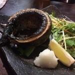 おきな和料理 島々 - ランチ日替り(秋刀魚)