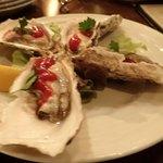 ディキシールー - 生牡蠣;サロマ湖産と思う @2014/11/07