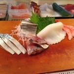 千代鮨 - 追加で甘海老のつまみも
